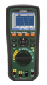 GX900: True RMS Grafický multimeter s Bluetooth®